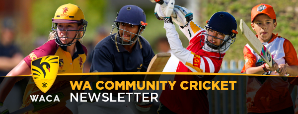 WA Community Cricket eNews