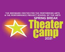 Spring Break Theater Camp